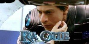 "Bollywood ""Ra.One"" Based , Sci-Fi Game For Sony Playstation 3. 3"