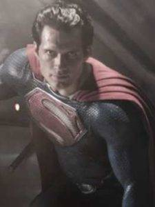 Henry Cavill as Superman in 'Man of Steel' [First Look]