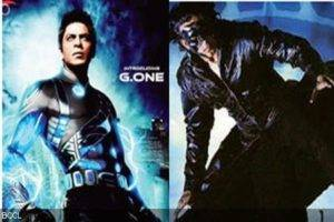 Krrish Borrow Ra.One Technology 1