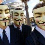 Anonymous Cluster Attack US Govt Cyber Supplier. 2