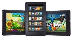 Amazon Launches Kindle Fire Along With Amazon AppStore And Silk