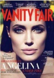 Angelina Jolie`s Interview in Vanity Fair.