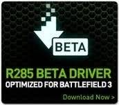 NVIDIA Introduced a GeForce 285.38 (Beta) for Battlefield 3