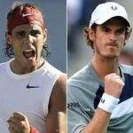 Nadal and Murray Qualified in U.S. Open Semifinals
