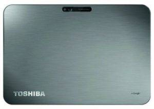 PC AT200-Toshiba Demonstrated Slimmest Tablet in the World