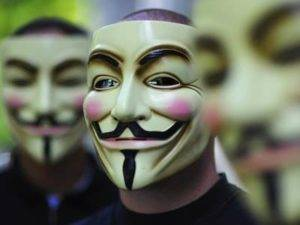 Anonymous Cluster`s Huge Attack Mission on November 5th