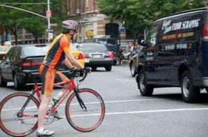 Cyclists are Motorists