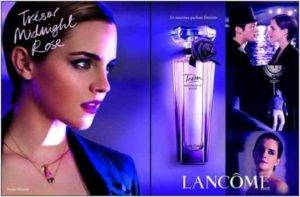 Emma Watson: The Face of New Fragrance