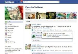 Facebook Launches Translation Feature