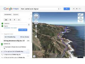 Google Maps Launches Route Planning in 3D