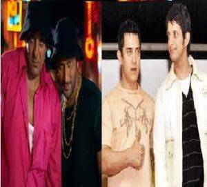 """Munna Bhai Chale America: Aamir""""In"""" Sanjay """"Out"""" 1"""