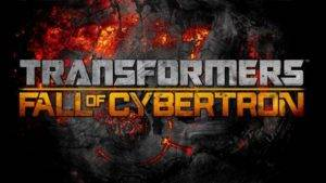 New Transformers Game Coming
