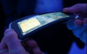 Nokia Introduced Flexible Tablet Kinetic Device Like Paper