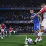 """Simulator FIFA 12"" Left Behind ""Pro Evolution Soccer 12"""