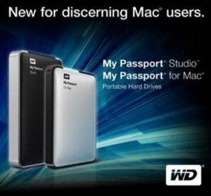 Storage Mobility to Apple by Western Digital