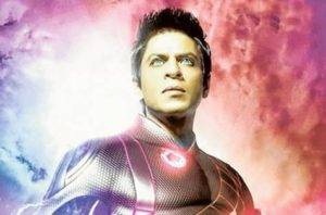 "Trust Me ""RA.One"" is Awesome, Shahrukh Khan Says"