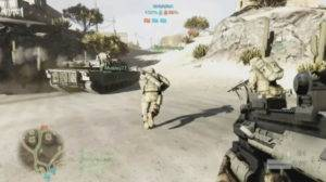Xbox 360 version of Battlefield comes with Hi-Res Texture Pack