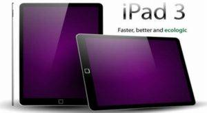 iPad3- I Guess Top 10 New Features
