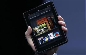 Amazon`s New Kindle Fire vs iOS 5