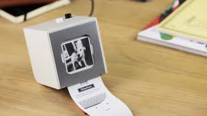 Cute Little printer For Your Smartphone