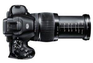 Fujifilm X-S1-Bridge Camera with Optical Zoom 26x (Video)