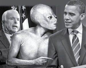 The White House gave an official response about contact with aliens-1