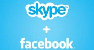 Video Calls to Friends on Facebook with Skype