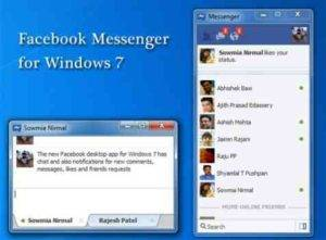 Facebook Messenger for Windows is Available for Download  1