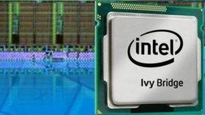 Intel 6 series chipset compatible with Ivy Bridge