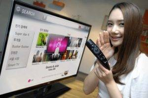 LG Magic Remote Adds New Magic Features in 2012