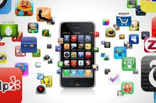 Most Popular Applications of iPhone and iPad in 2011