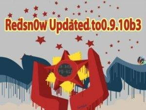 New Redsn0w 0.9.10b3 Fixed iOS 5.0.1 Untethered Jailbreak Bugs