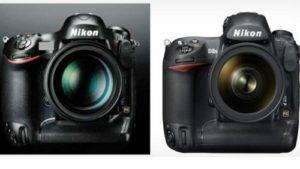 Official Nikon D4 looks like the Nikon D3