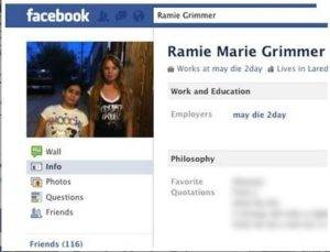 The Girl Had Predicted Her Own Death at Facebook Was Shot Dead