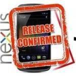 Verizon Has just announced the Launch of the Galaxy Nexus