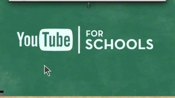 YouTube for Schools-A Purely Educational Aspect