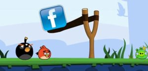 Angry Birds is coming to Facebook