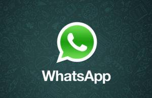 App Store Back in WhatsApp