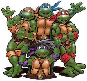 """Authors of""""Batman: Arkhem City"""" will Bring """"Teenage Mutant Ninja Turtles"""""""