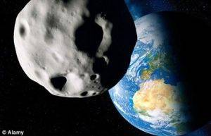 Bus Sized Asteroid 2012 BX34 Passed Near Earth