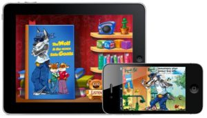 Classic Fairy Tales Come to Life on iPad For Children