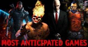 Confirmed Release Dates of 25 Most Anticipated Games 2012