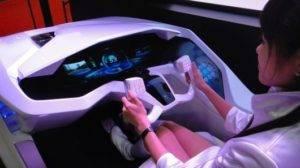 EMIRAI- Mitsubishis vision of future cars -Video