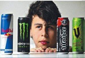 Energy Drinks are Dangerous for Health