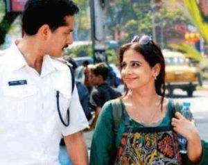 "First Look of Vidya Balan's Upcoming Thriller ""Kahaani"""