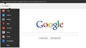 Google With New Home Page Design Soon