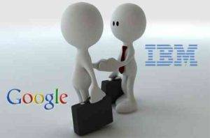 Google has acquired 217 patents from IBM