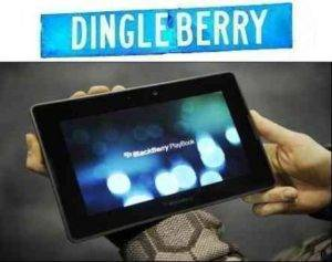 Jailbreak Blackberry Playbook with DingleBerry V 3.01 (Download)