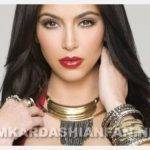 Kim Kardashian Launched her Own Collection of Jewelry