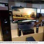 LG Introduces Home Theater with 3D Sound 9.1 for CES 2012